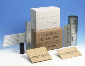 EBS 1500 Druckkopf Großschrift Inkjet DOT